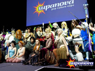 Supernova 2013 group photo