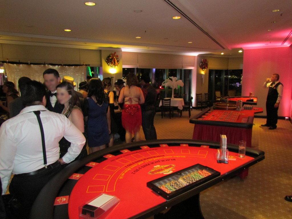 Party Gambling Table