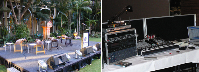 Event Audio Sound System Hire